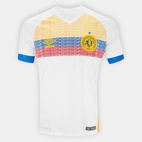 Camisa Masculina Chapecoense Of. La Pasión 2018