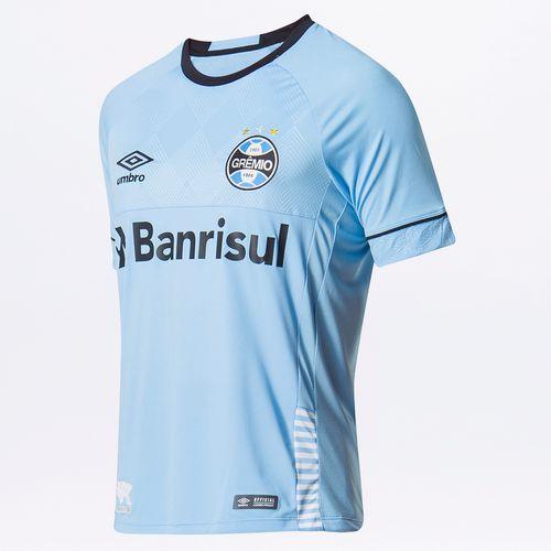 Camisa Masculina Grêmio Of.Charrua 2018 (Fan Pat S/N)